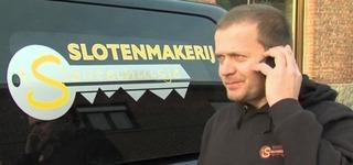 't Sleutelhuisje - Slotenmaker Antwerpen -  openen van deur